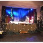 Harcówka w świątecznej oprawie