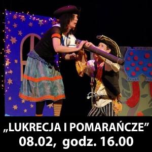 FERIE 2015 Lukrecja i pomarańcze